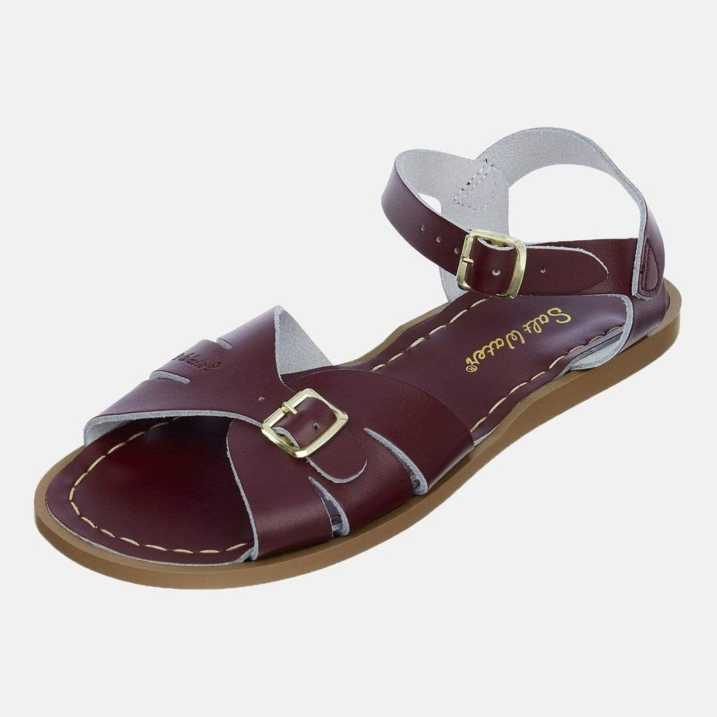 Salt-Water Footwear Salt-Water Classic Claret