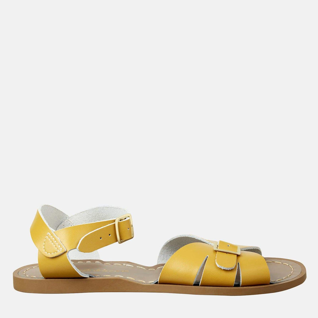 Salt-Water Footwear 3 UK / 4 SW / 36 EU / 6 US / Yellow Salt-Water Classic Mustard