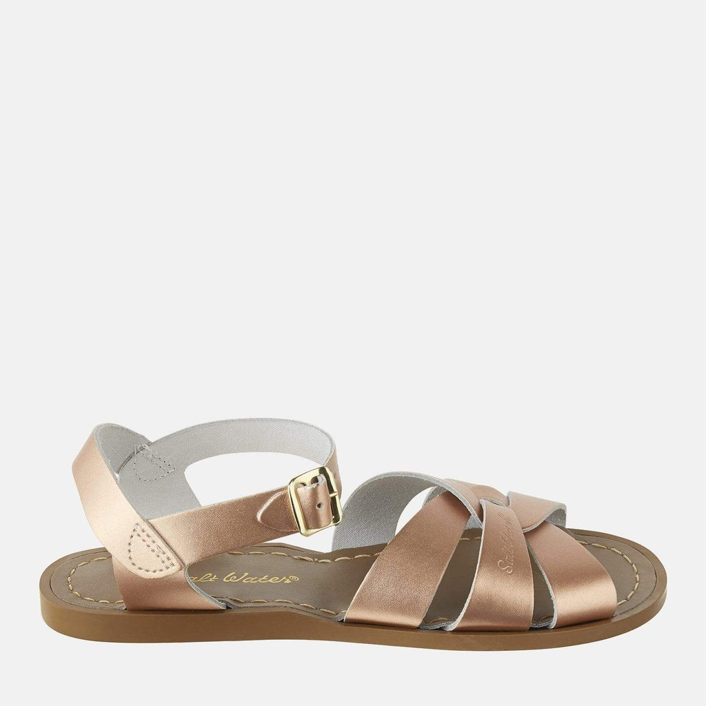 Salt-Water Footwear 3 UK / 4 SW / 36 EU / 6 US / Gold Salt-Water Original Rose Gold