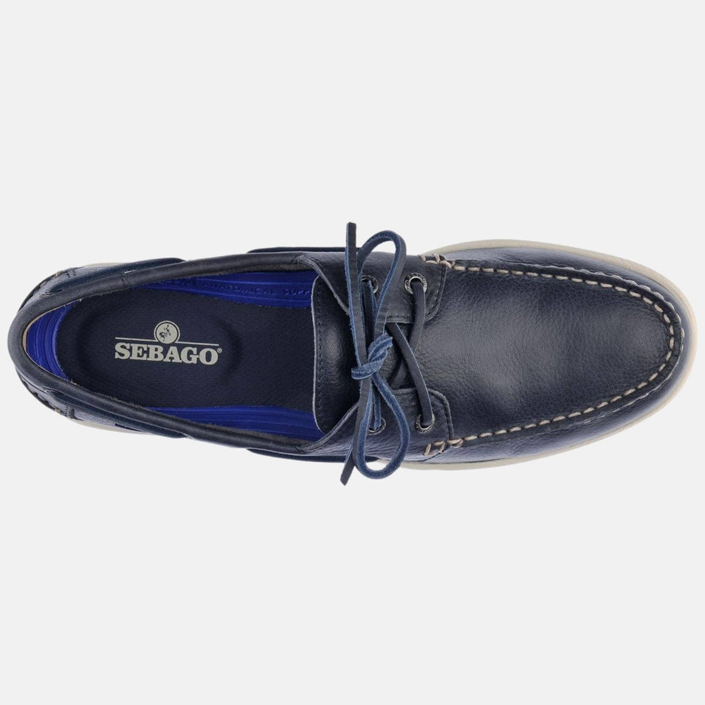 Sebago Footwear Naples Blue Navy