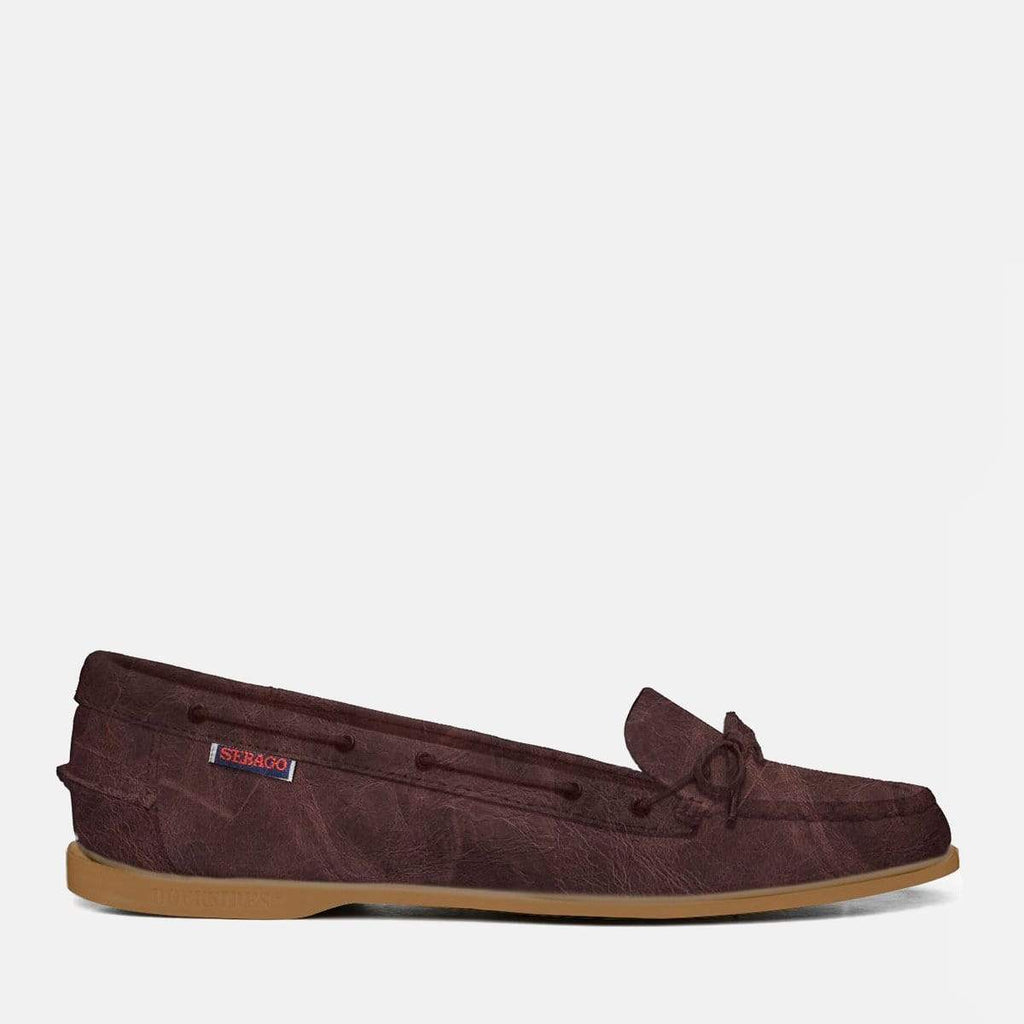 Sebago Footwear Nina Waxy Brown Gum