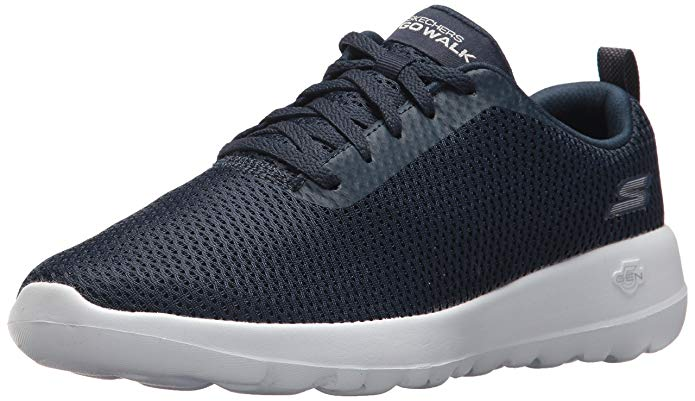Skechers Footwear UK 7 / EU 40 / US 10 / Navy/White 15601 Go Walk Joy Paradise - Navy/White