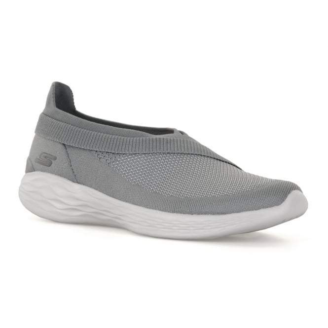 Skechers Footwear UK 8 / EU 41 / US 11 / Grey 24000053 14955 You Luxe - Grey