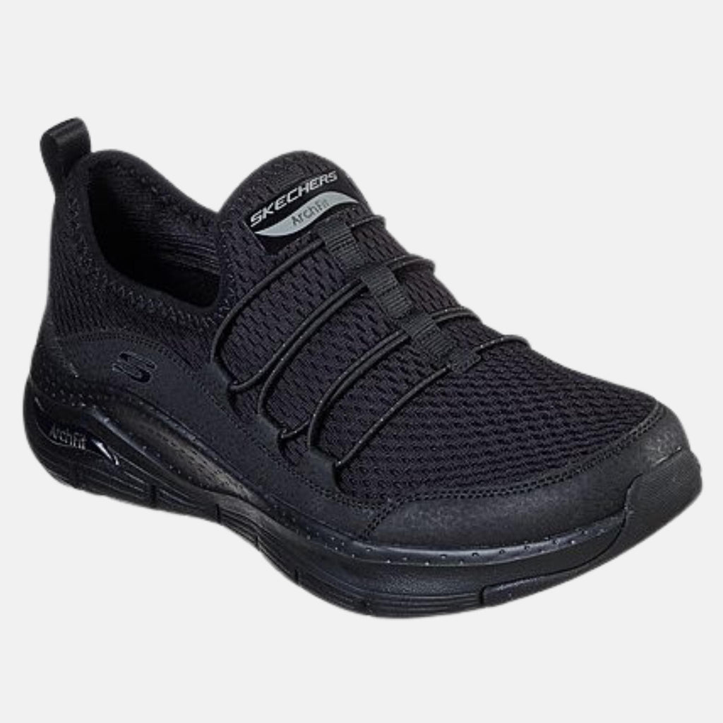 Skechers Footwear Arch Fit Lucky Thoughts 149056 All Black
