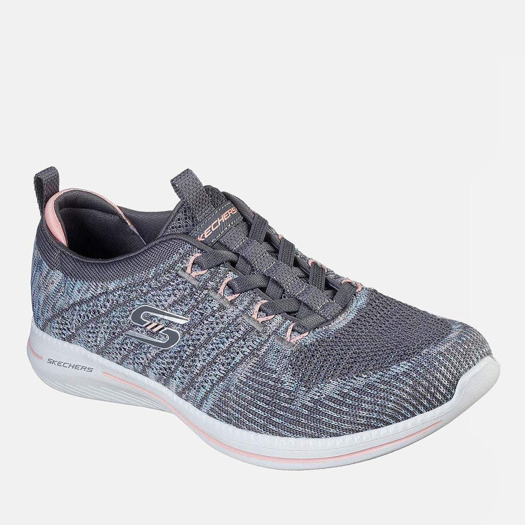 Skechers Footwear City Pro Busy Me 104023 Grey Pink