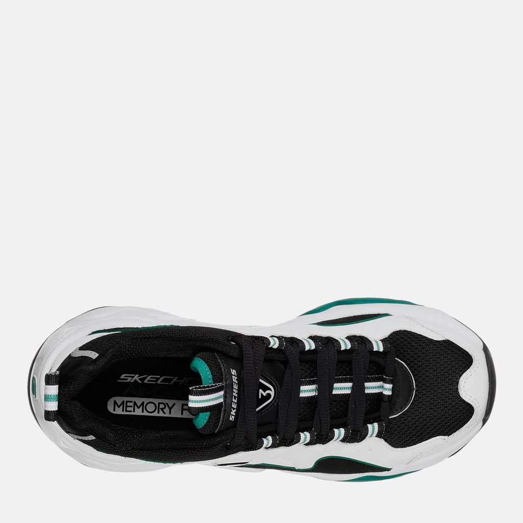 Skechers Footwear 36 EU / Green D'lites 3 Zenway 12955 White Green