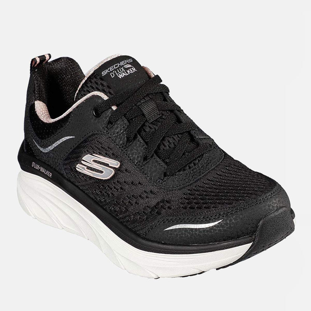 Skechers Footwear D'lux Walker Infinite Motion 149023 Black Pink