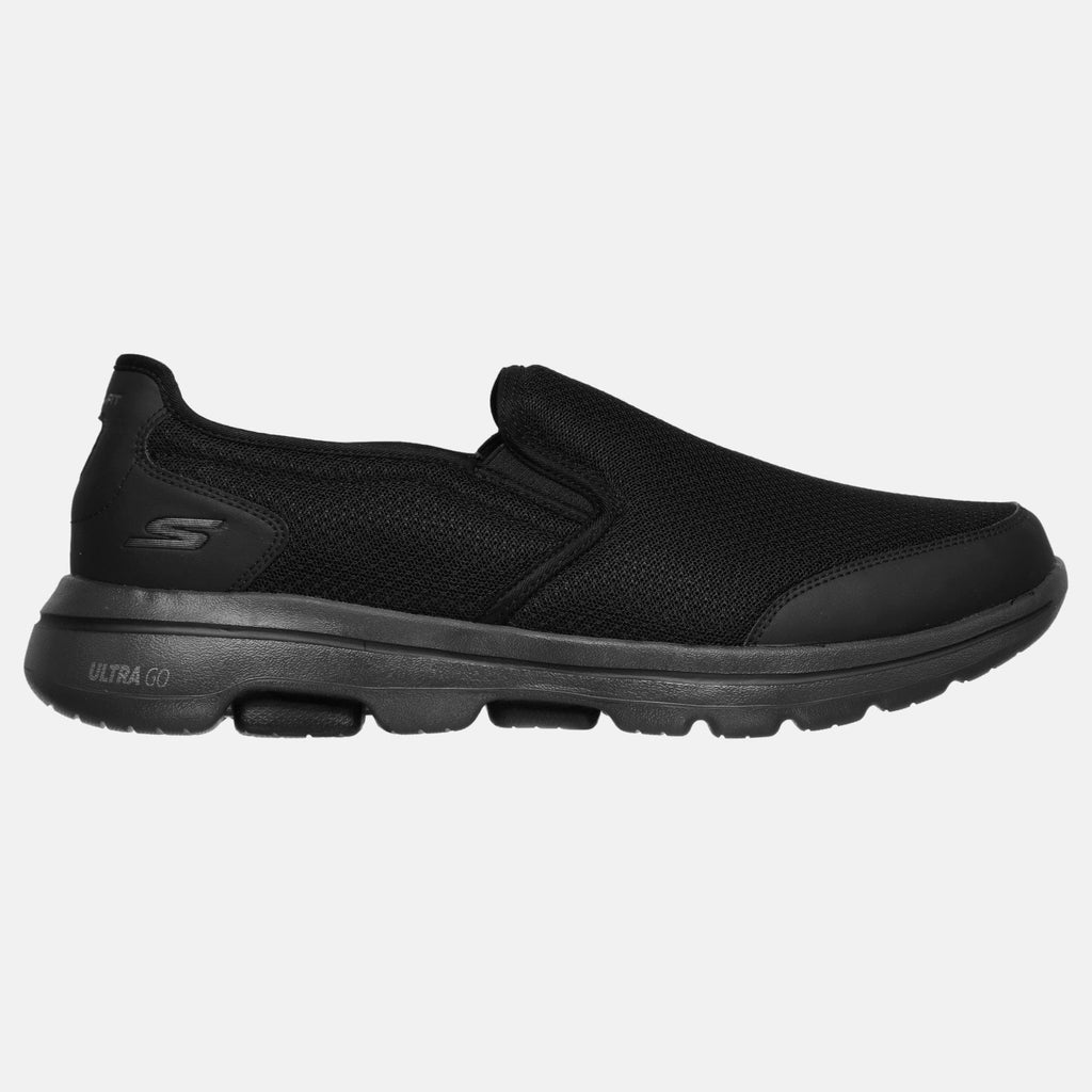Skechers Footwear Go Walk 5 Delco 216013 BKCC Black Charcoal