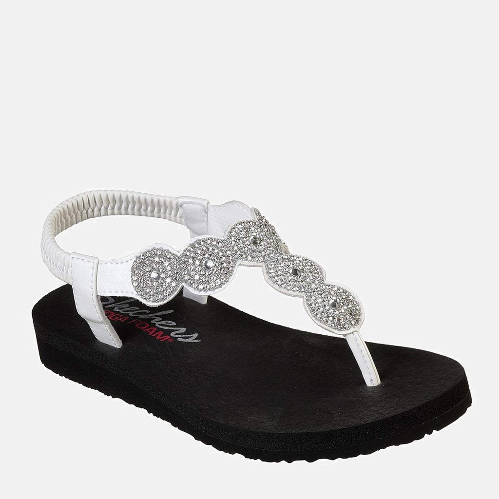 Skechers Footwear 36 EU / White Meditation Stars & Sparkle 31755 White