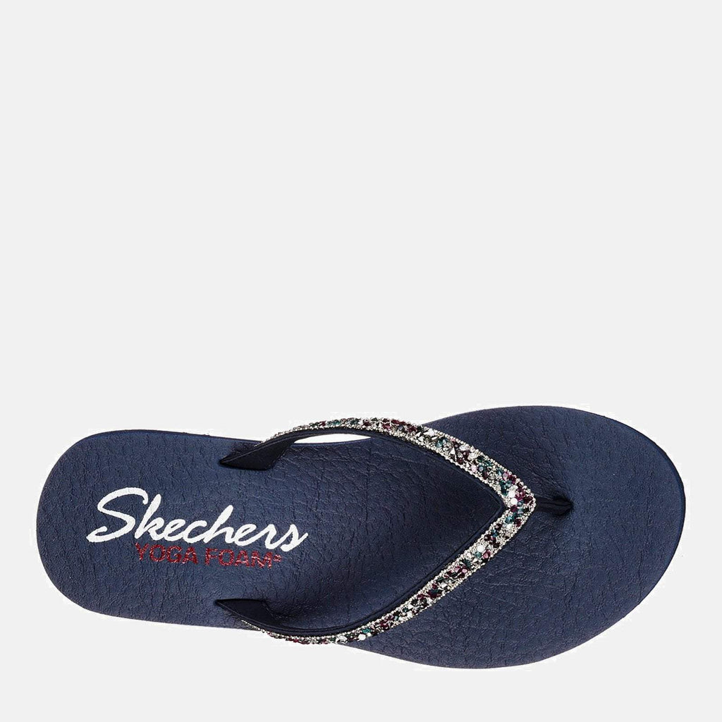 Skechers Footwear 36 EU / Navy Meditation Tahiti Sole 31569 Navy