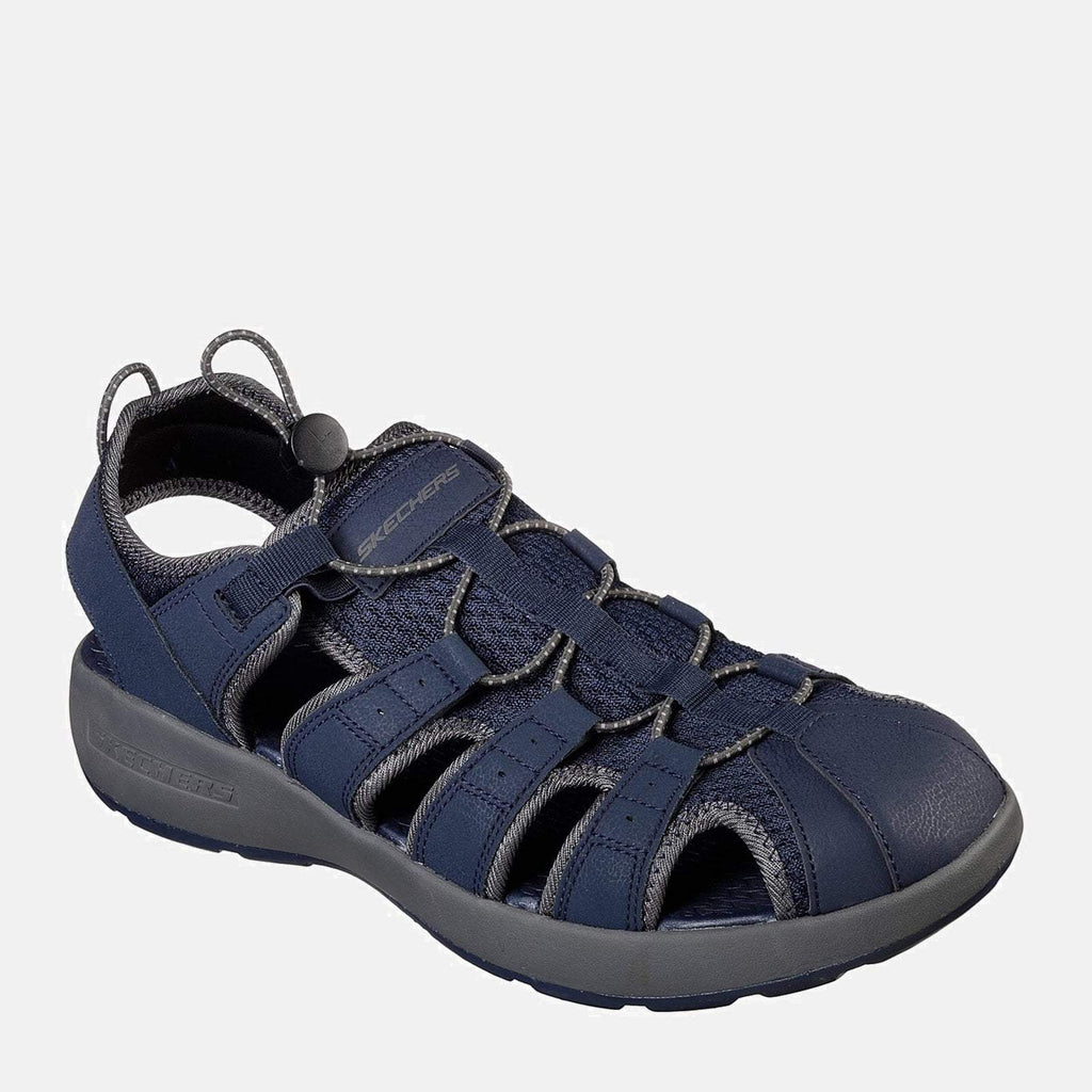 Skechers Footwear 39 EU / Grey Melbo Journeyman 2 51834 Navy Grey