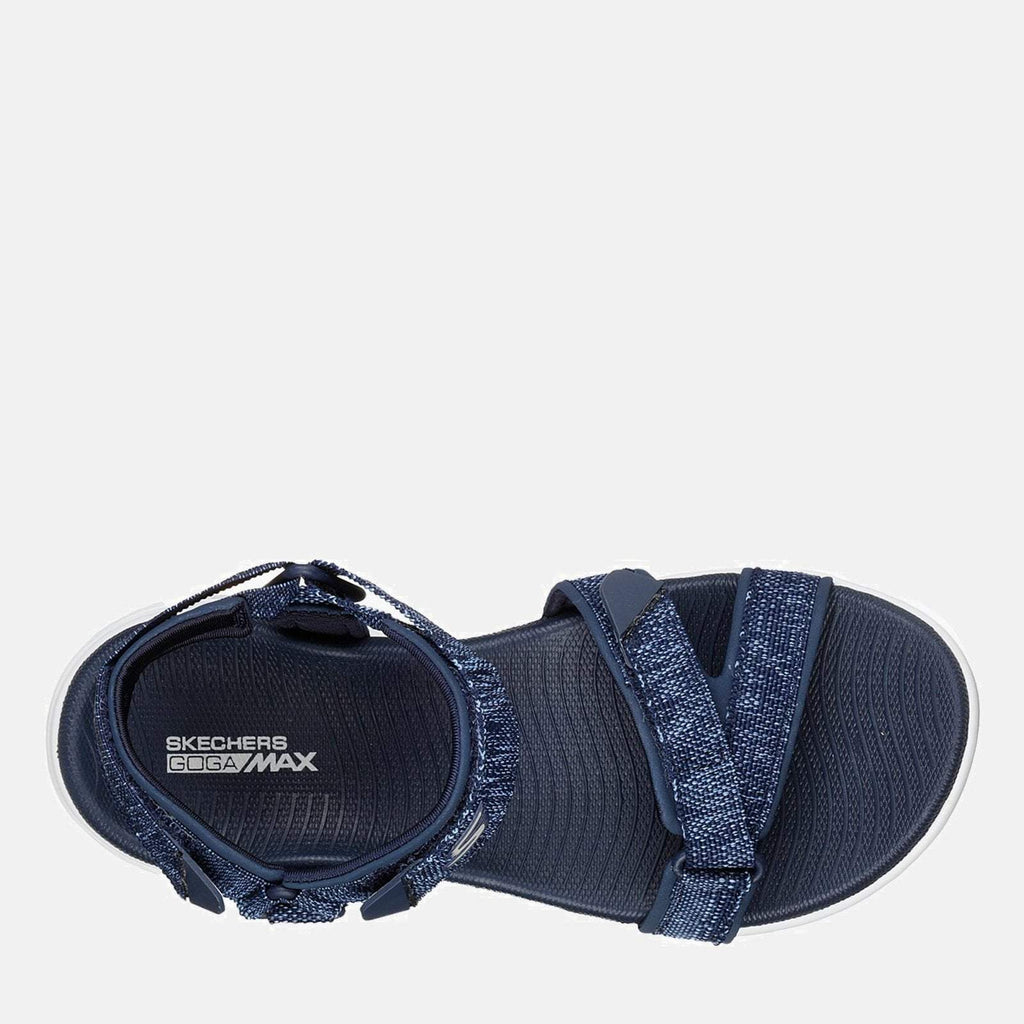 Skechers Footwear 36 EU / White On-The-Go 600 Radiant 15315 Navy White