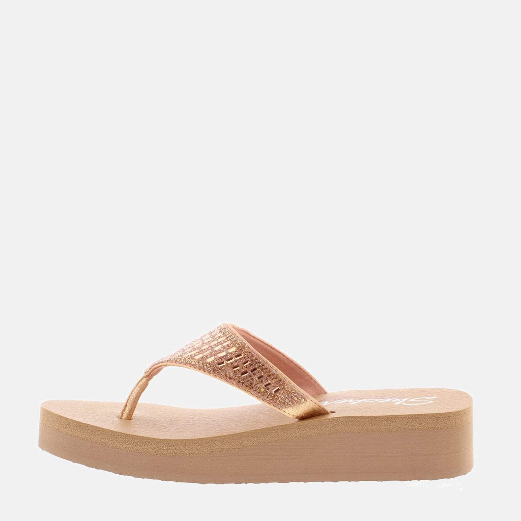 Skechers Footwear 36 EU / Gold Vinyasa Tiger Squad 31601 Rose Gold