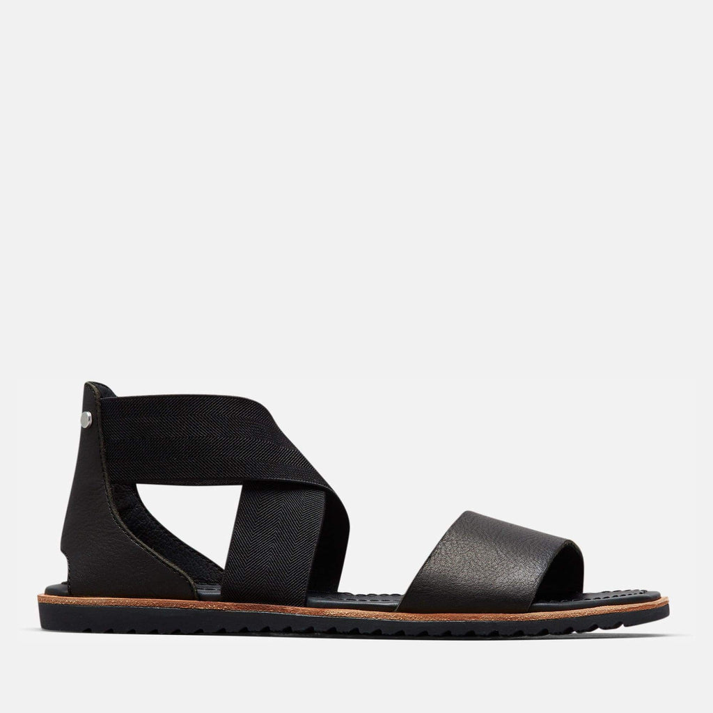 Sorel Footwear Ella Sandal Black