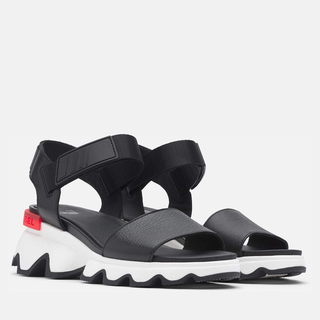 Sorel Footwear Kinetic Sandal Black