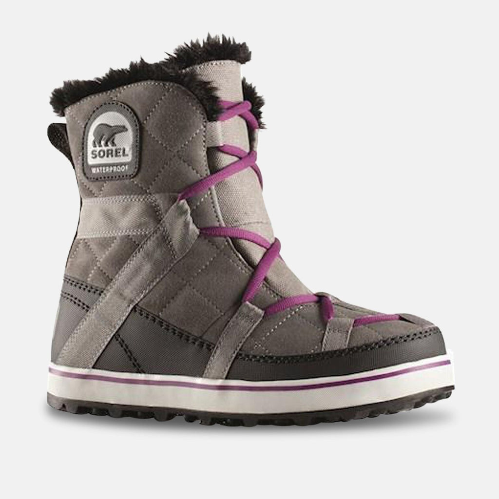 Sorel Footwear UK 4 / EU 37 / US 6 / Quarry NL2079053 - WOMEN'S GLACY™ EXPLORER SHORTIE