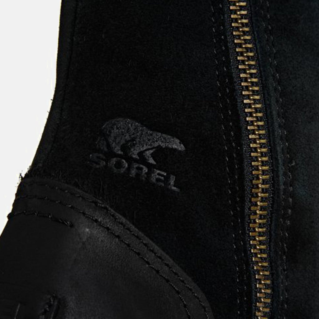 Sorel Footwear UK 4 / EU 37 / US 6 / Black NL3025010 EMELIE FOLD OVER BLACK