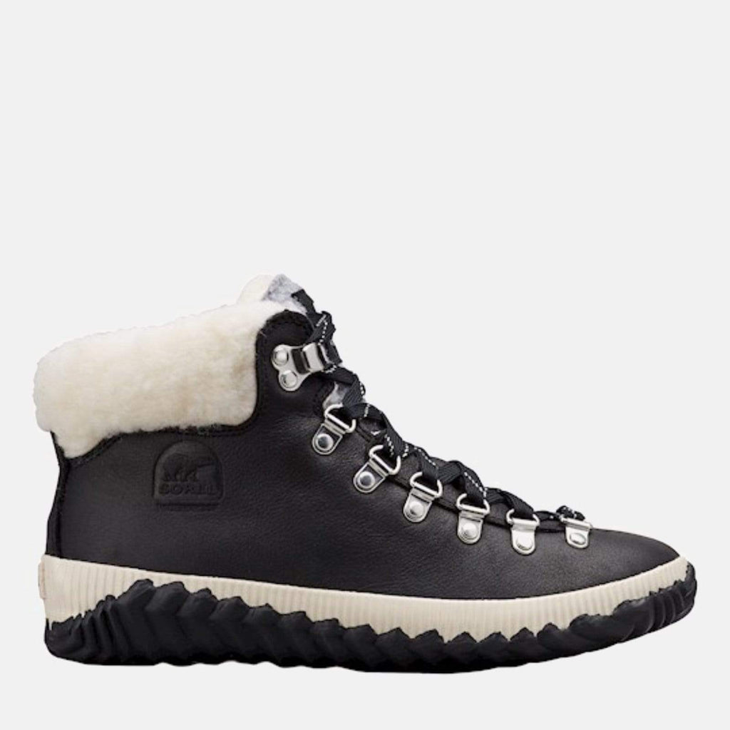 Sorel Footwear Out N About'Ѣ Plus Conquest Black