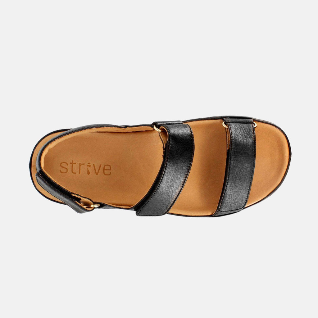 Strive Footwear Kona 17240A Black