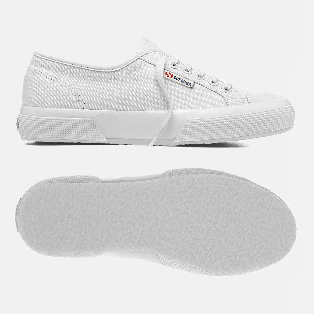 Superga Footwear 2294 Cot W Total White