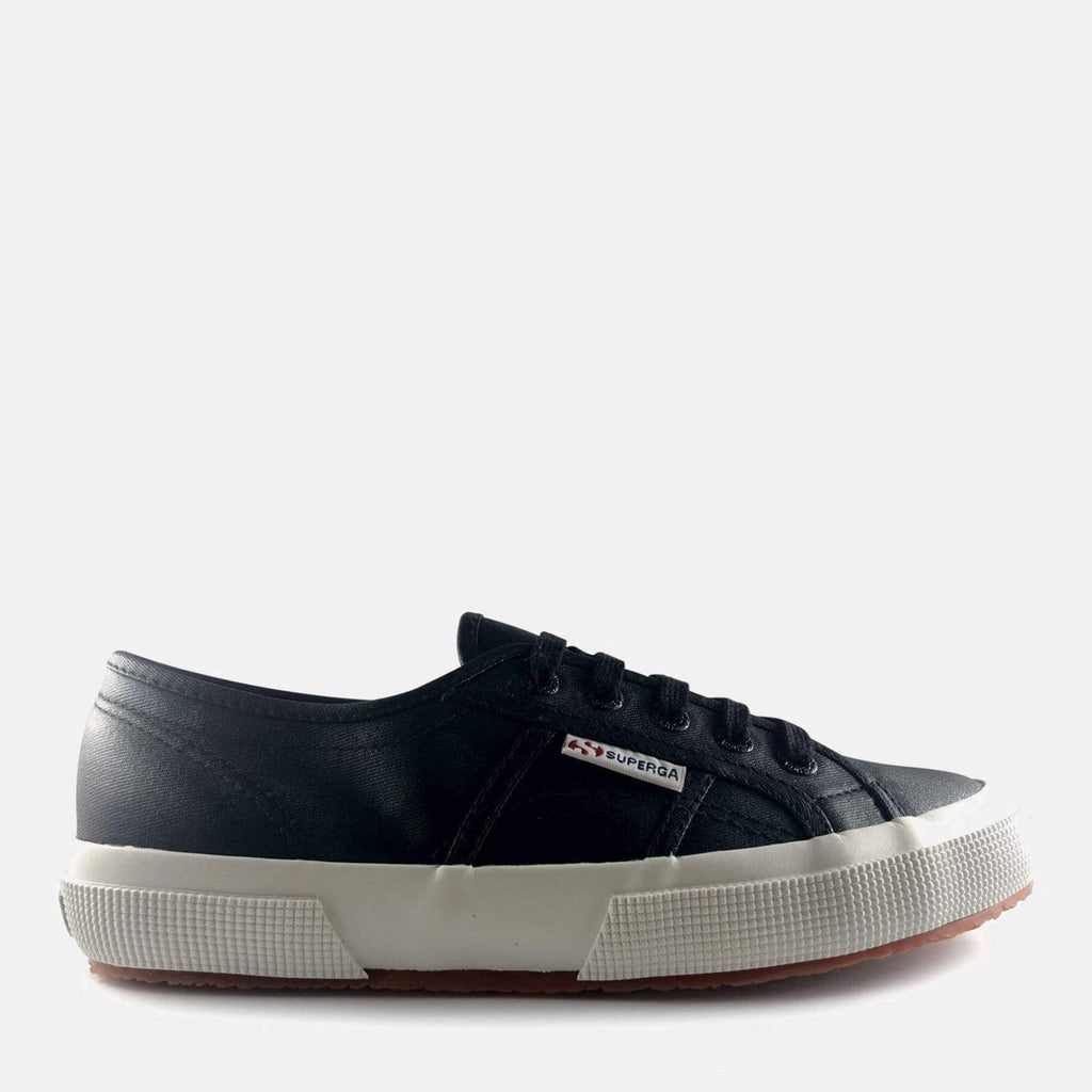 Superga Footwear 2750 Cotmetu Black Matt