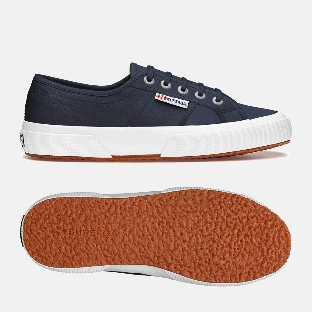 Superga Footwear UK 3.5 / EU 36 / Navy Blue 2750 EFGL U Navy Blue