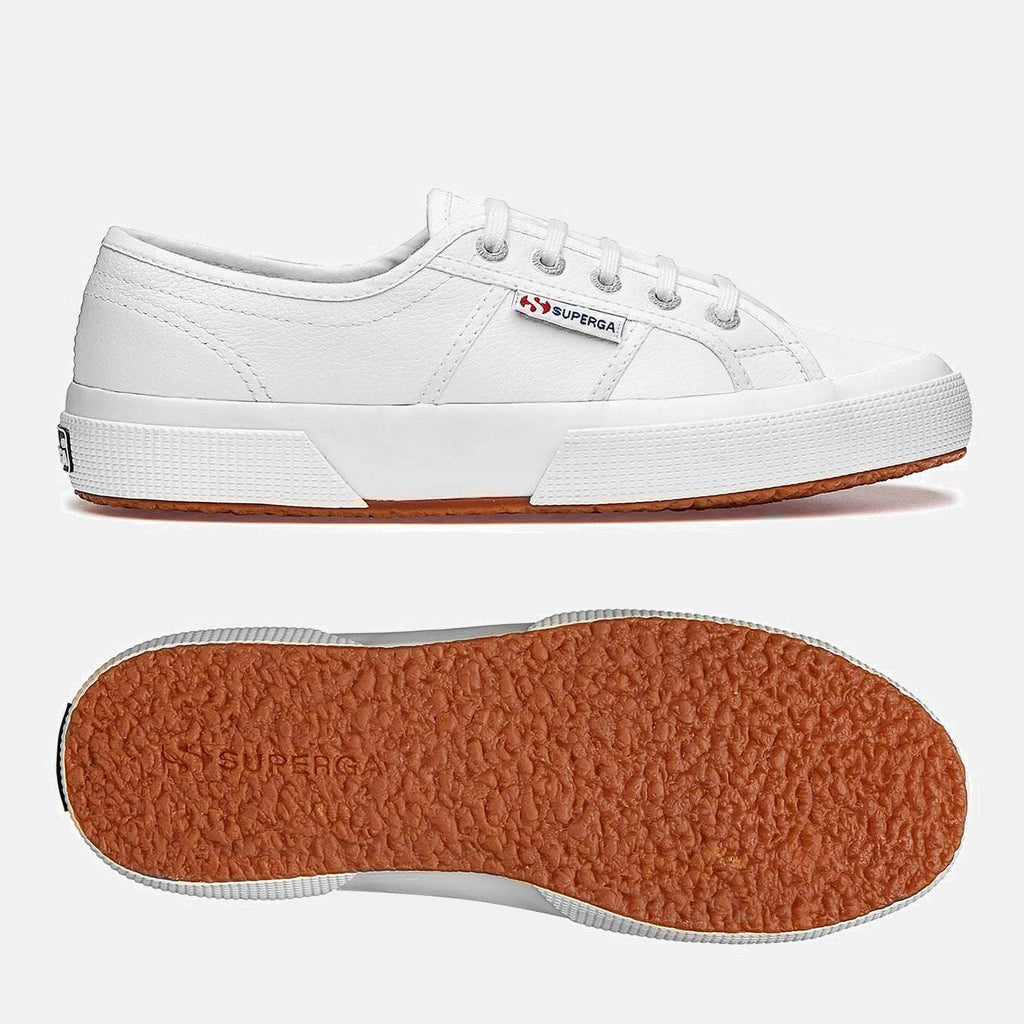 Superga Footwear UK 3 / EU 35.5 / White 2750 EFGL U White