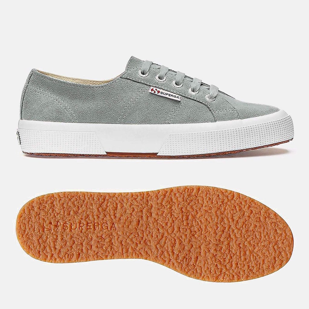 Superga Footwear UK 3.5 / EU 36 / Light Grey 2750 SUE U Light Grey