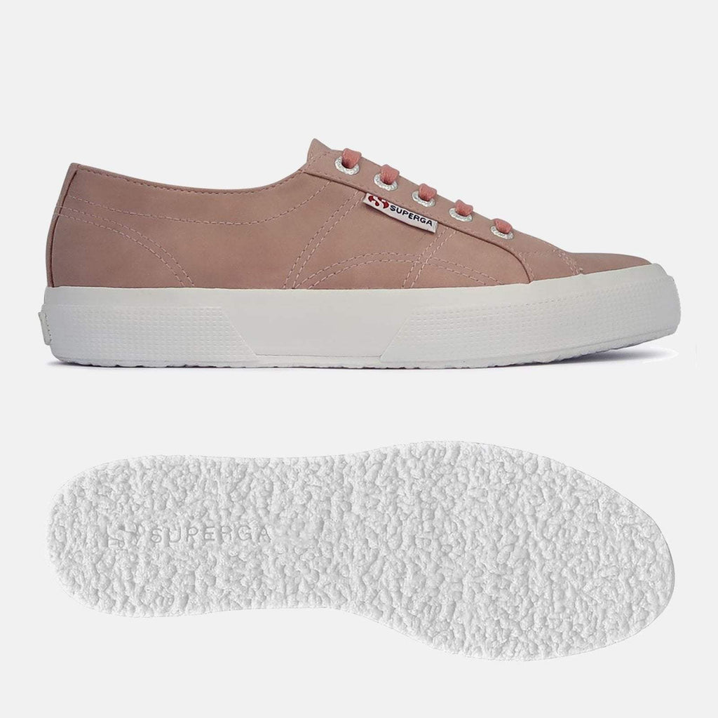 Superga Footwear UK 3.5 / EU 36 2750 Synt Lea Nubuck U Dark Rose