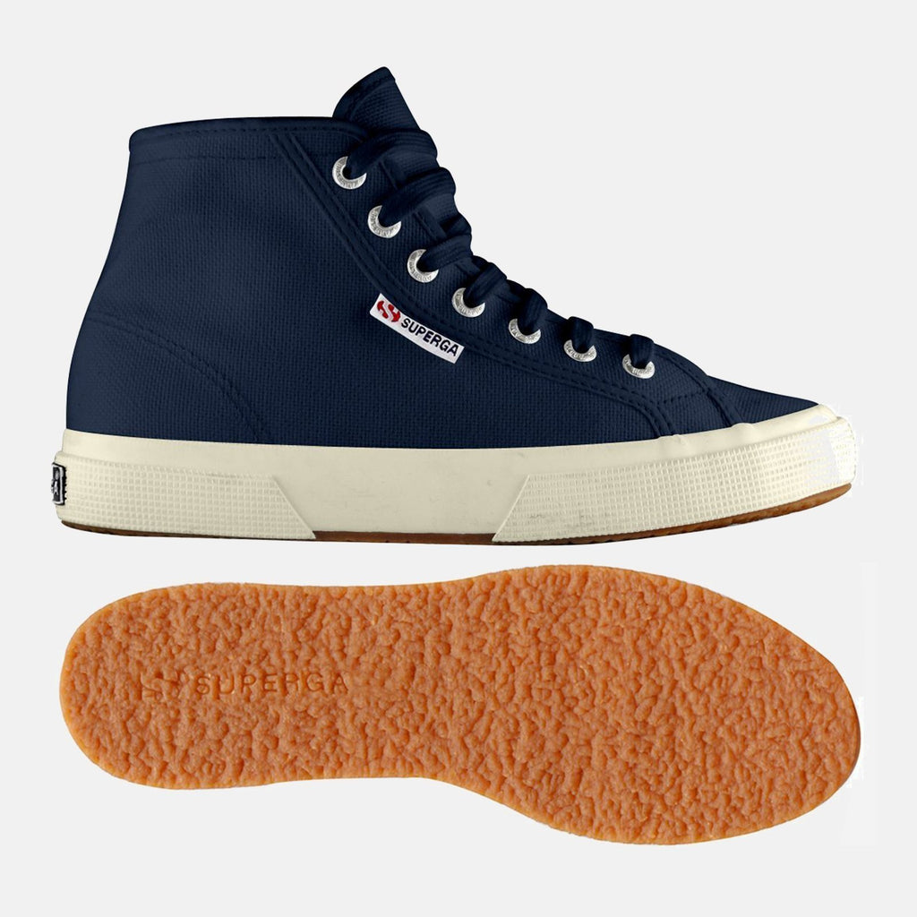 Superga Footwear UK 3.5 / EU 36 / Navy 2795 COT U Navy