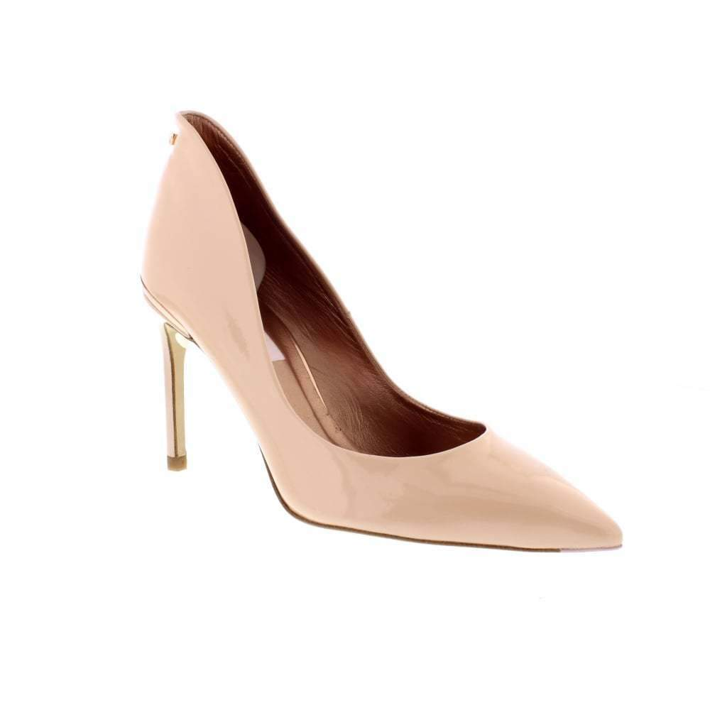 Ted Baker Footwear UK 3 / Nude Patent Saviopl - Nude Patent Leather