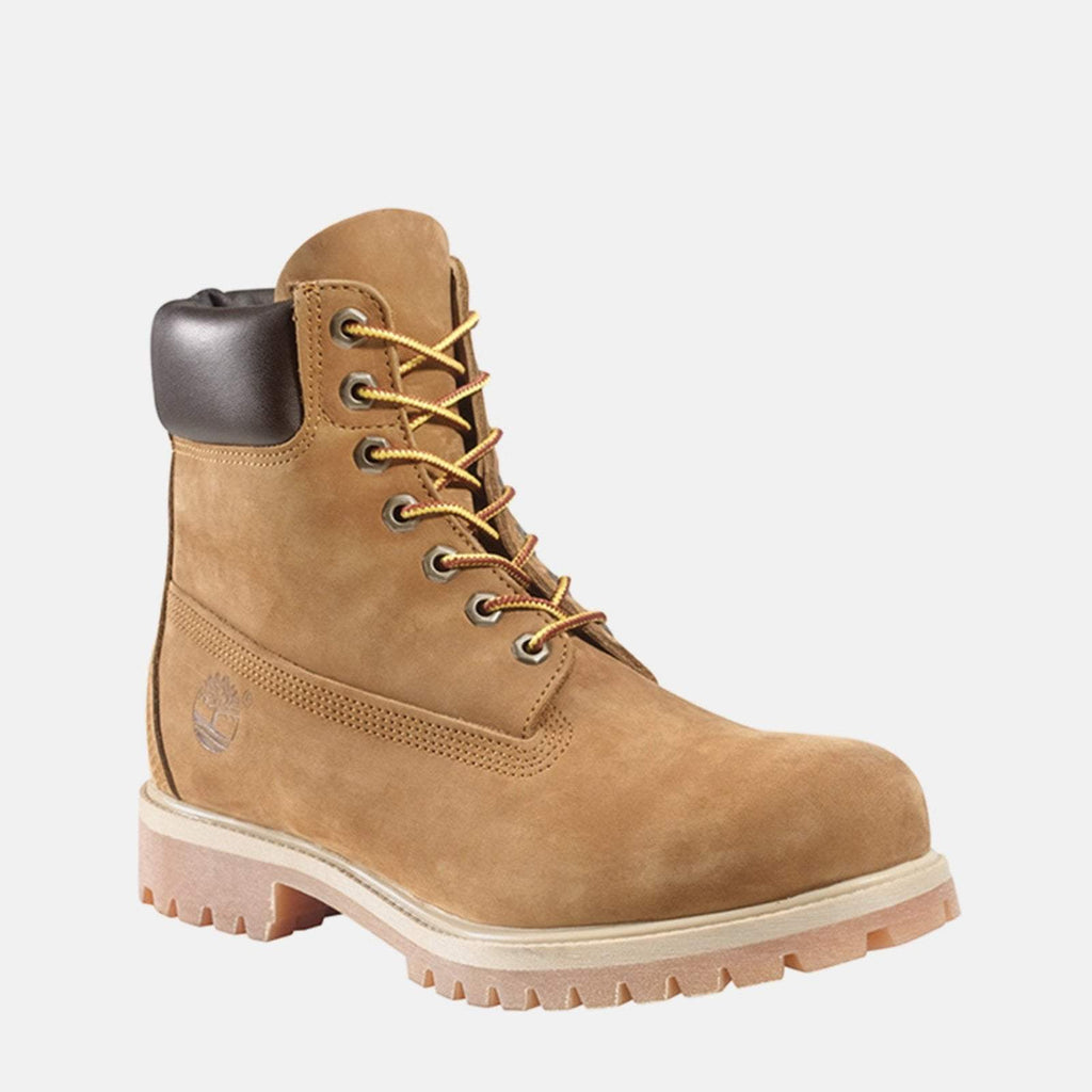 "Timberland Footwear UK 6 / EU 39 / US 6.5 / Brown 6"" Premium Boot C72066 Rust Nubuck"