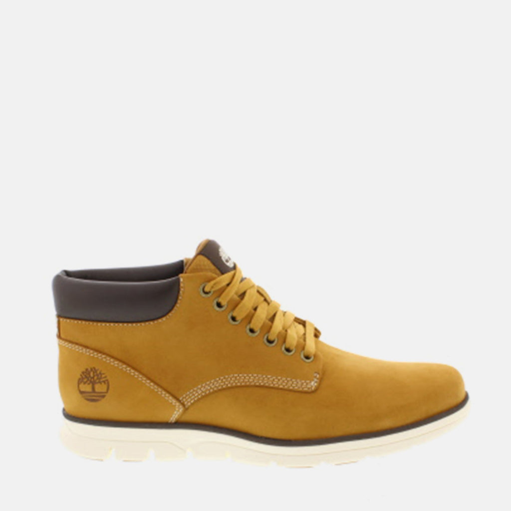 Timberland Footwear UK 6 / EU 39 / US 6.5 / Beige Bradstreet Chukka Leather CA1989 Wheat Nubuck