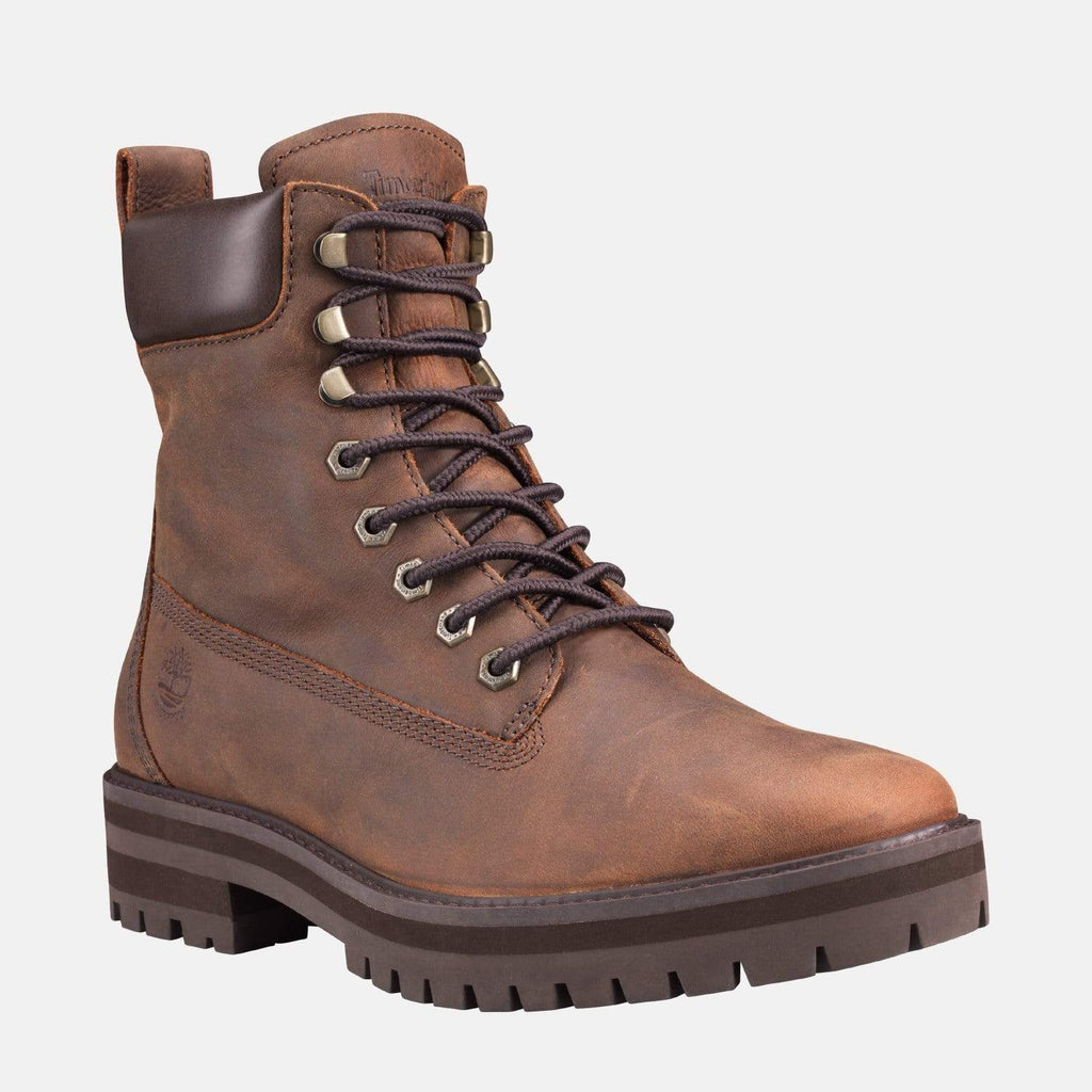 Timberland Footwear Courma Guy Boot Waterproof CA2BSR Chestnut
