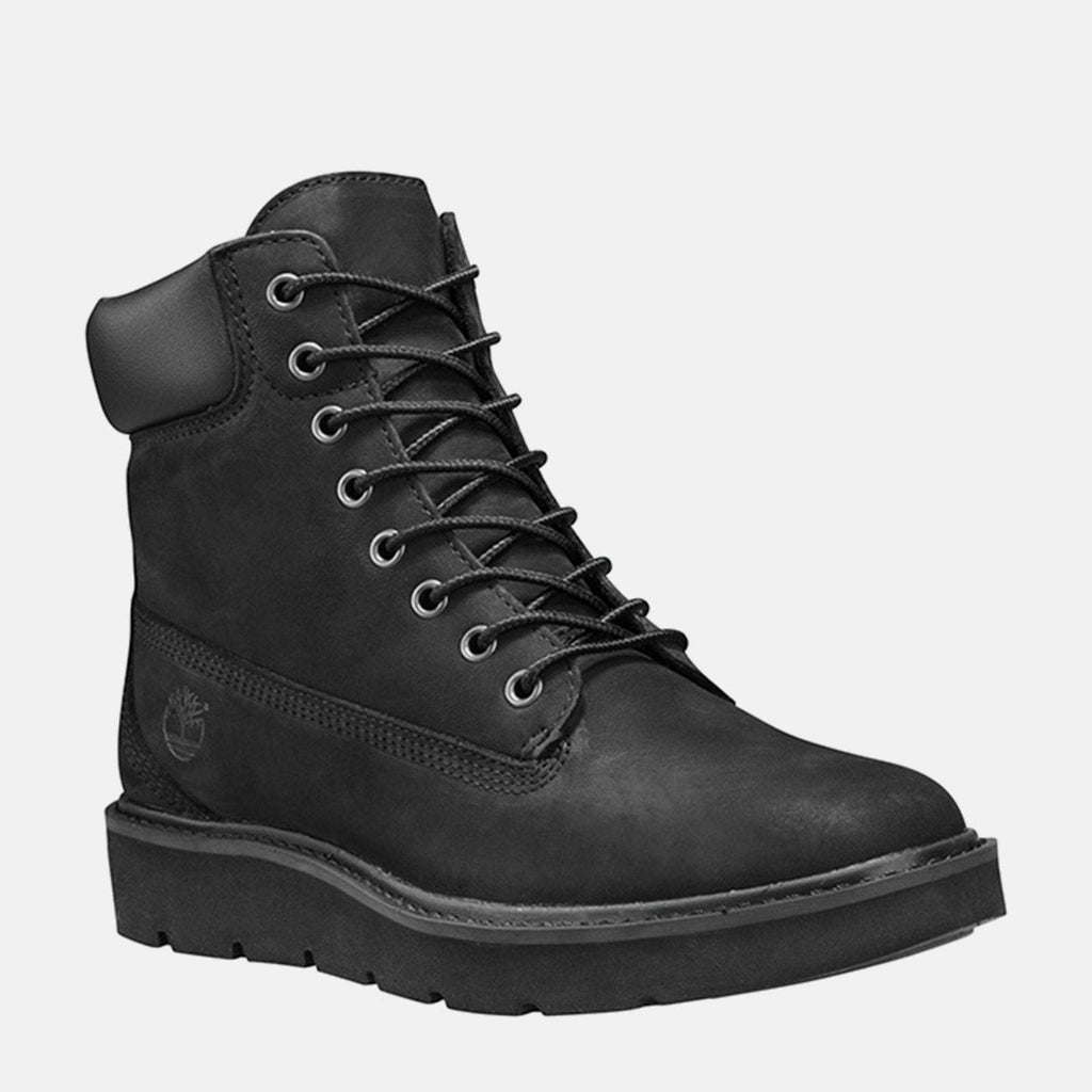 Timberland Footwear UK 3 / EU 35.5 / US 5 / Black Kenniston 6in Lace Up CA15TM Black Nubuck