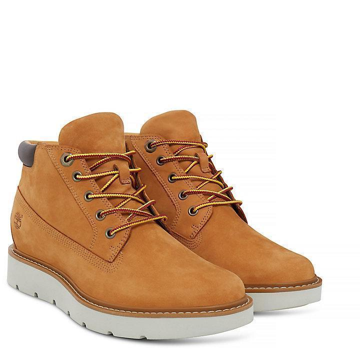 Timberland Footwear UK 3 / EU 35.5 / US 5 / Brown Kenniston Nellie CA1GO4 Wheat Nubuck
