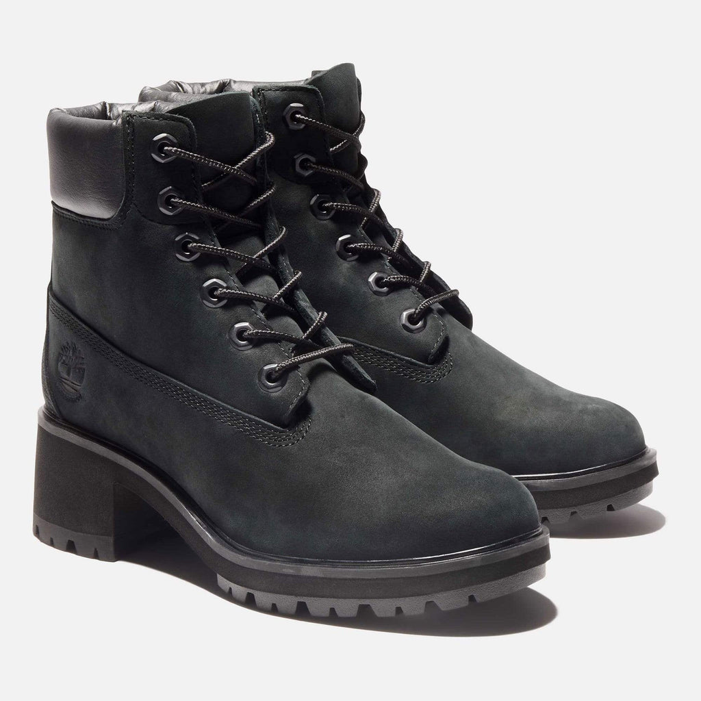 Timberland Footwear Kinsley 6 In Waterproof Boot Black Nubuck