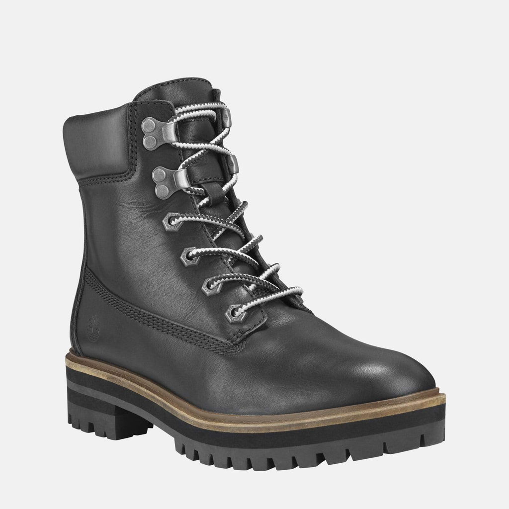 Timberland Footwear London Square 6in Boot CA1RCH Jet Black
