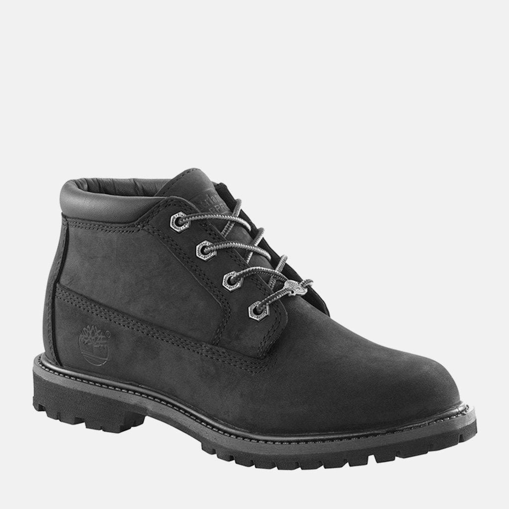 Timberland Footwear UK 3 / EU 35.5 / US 5 / Black Nellie Chukka Double C23398 Black Nubuck