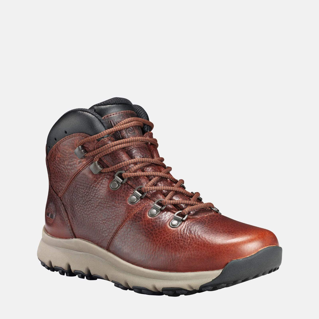 Timberland Footwear World Hiker Mid CA213Q Tortoise Shell