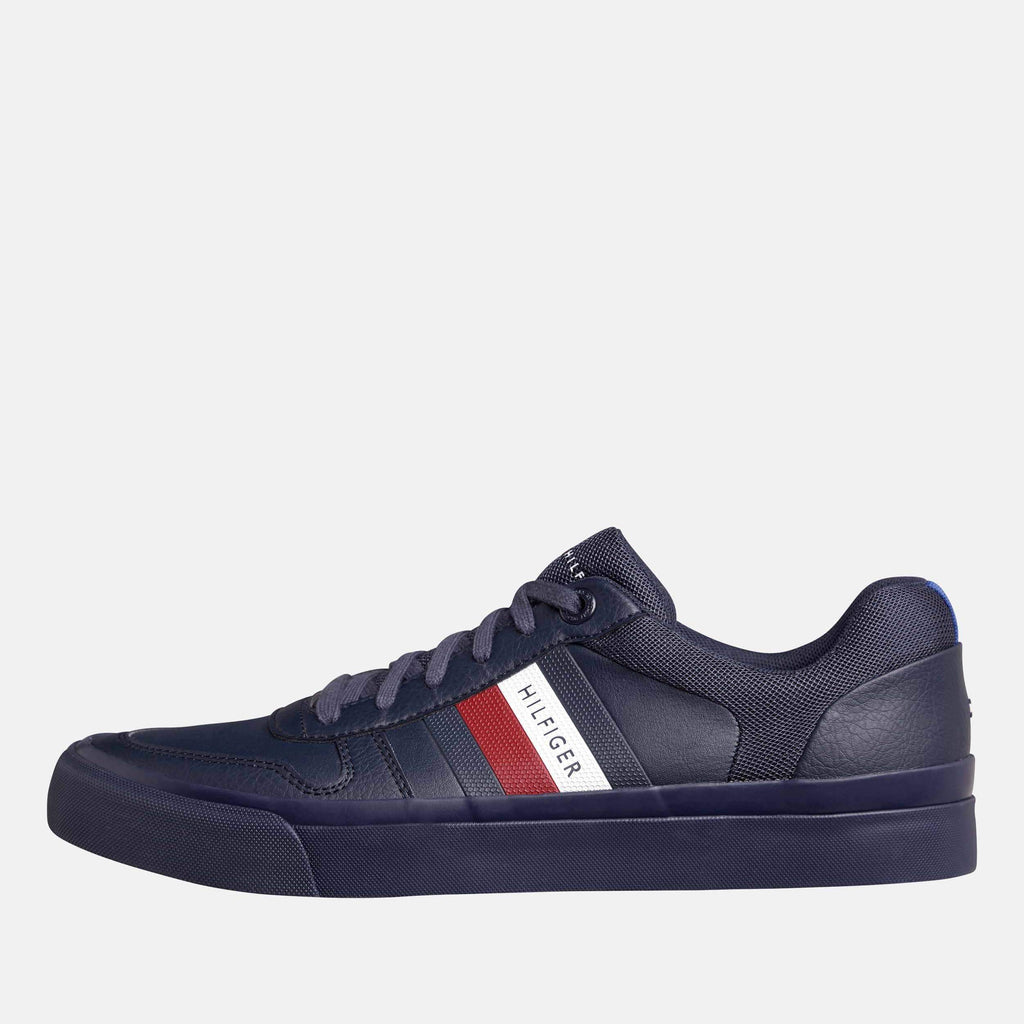 Tommy Hilfiger Footwear Core Corporate Modern Vulc Desert Sky