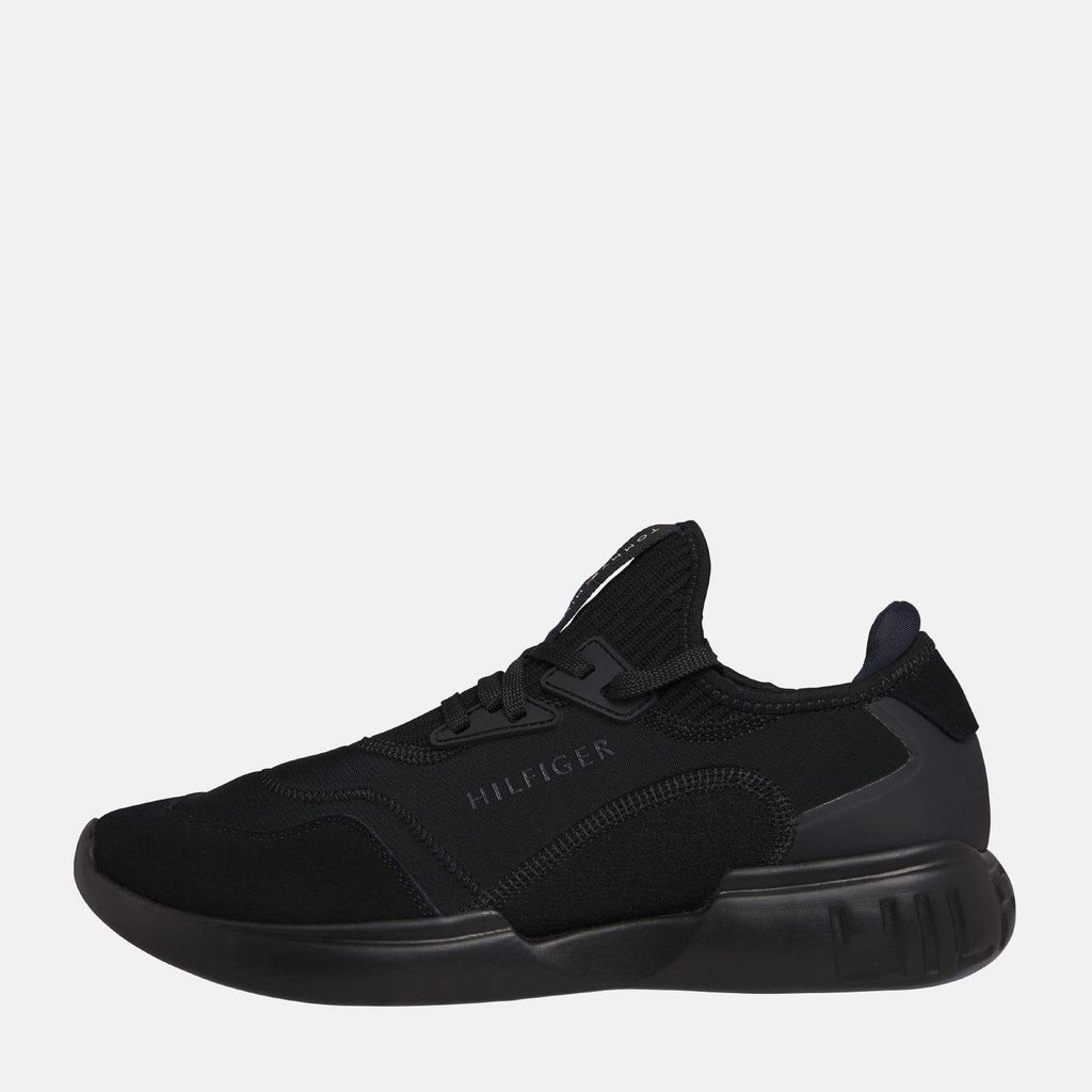 Tommy Hilfiger Footwear Corporate Mix Modern Runner Black