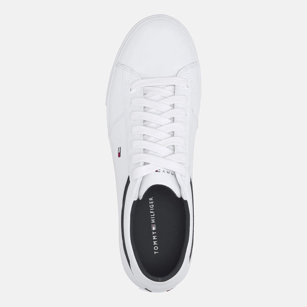 Tommy Hilfiger Footwear Essential Leather Sneaker White