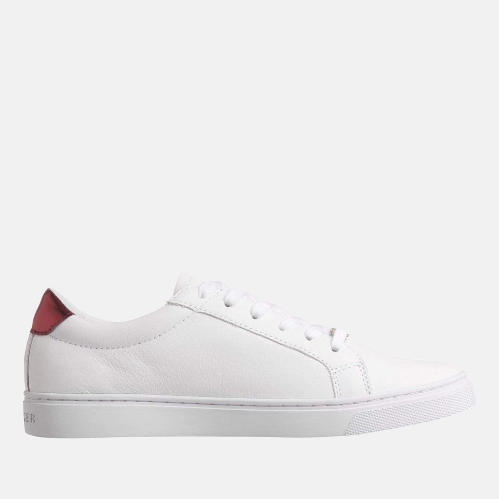 Tommy Hilfiger Footwear Essential Sneaker Red White Blue