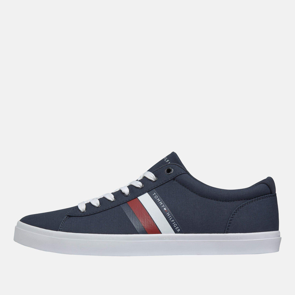 Tommy Hilfiger Footwear Essential Stripes Detail Sneaker Desert Sky