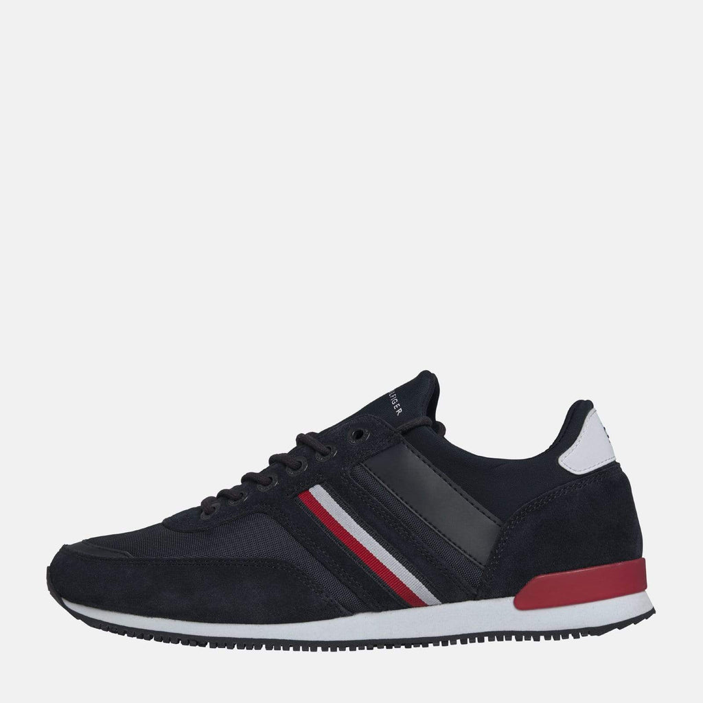 Tommy Hilfiger Footwear Iconic Sock Runner Midnight