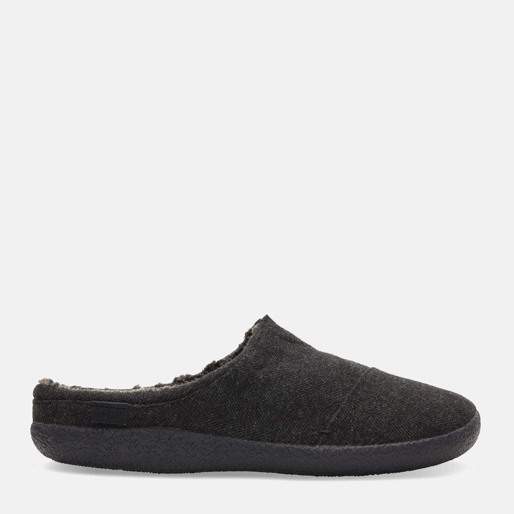 TOMS Footwear Berkeley Black Herringbone