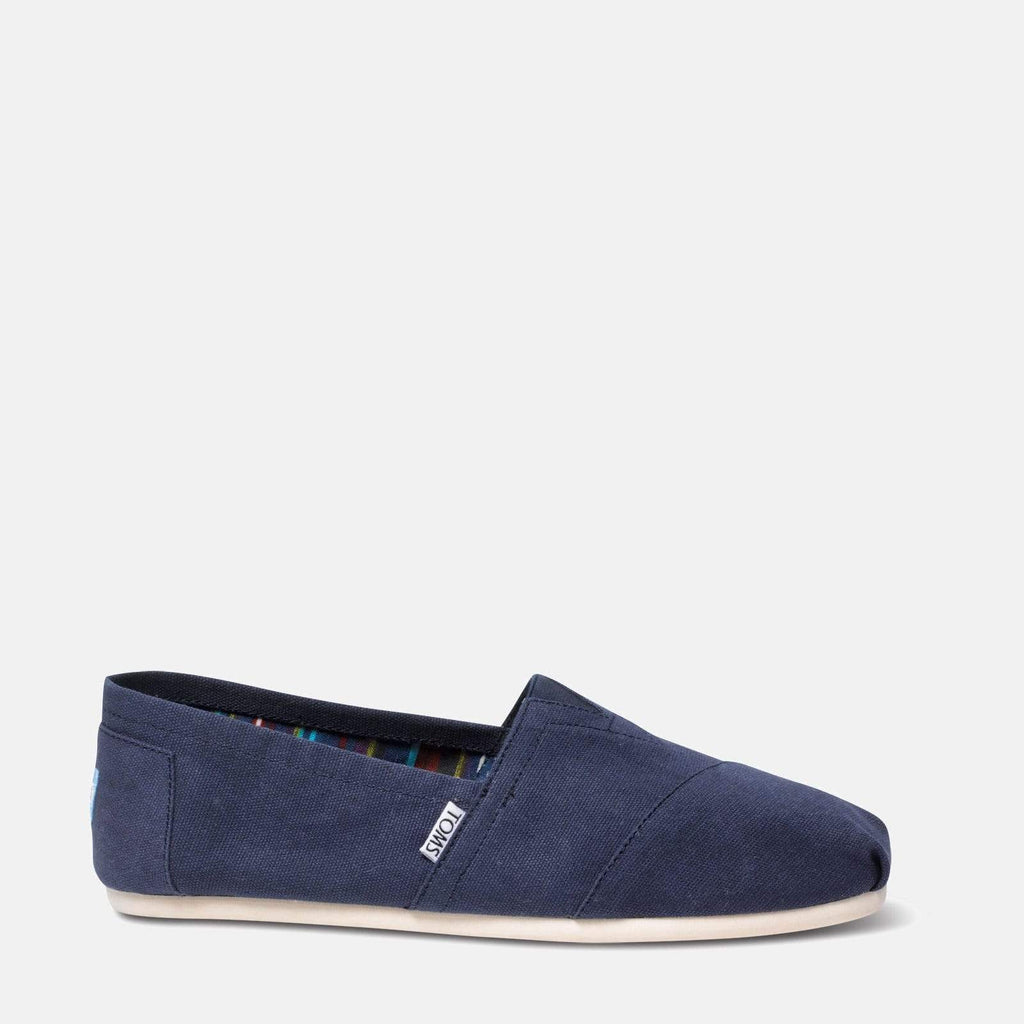 TOMS Footwear 6L / Navy Men's Alpargata Core Classics Navy