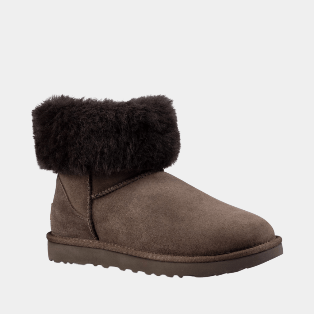 UGG Footwear Classic Short II 1016223 Chocolate