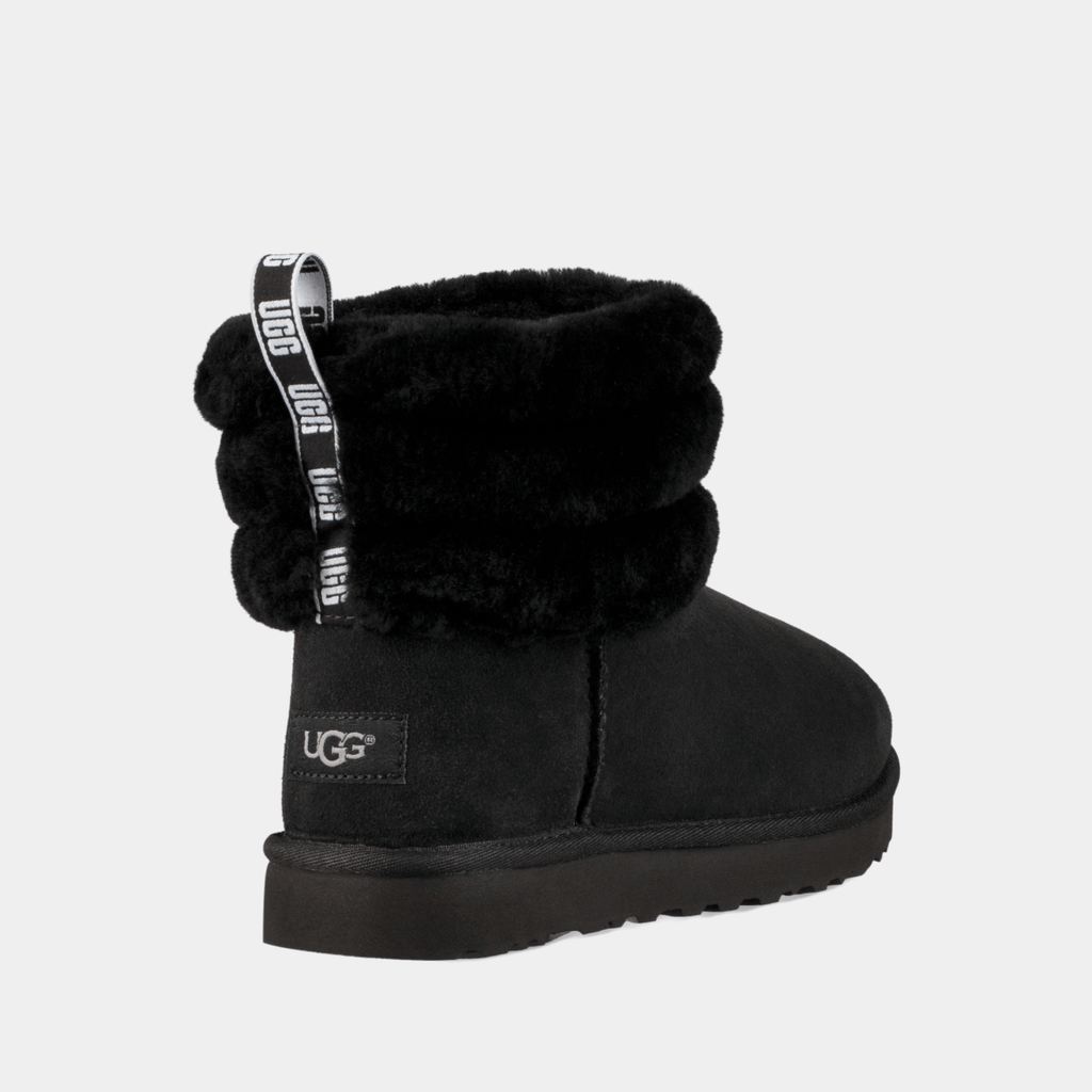 UGG Footwear Fluff Mini Quilted 1098533 Black